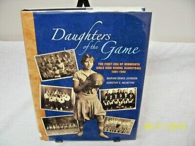 """""""Daughters of The Game""""  Mn. Girls High School Basketball Book! FREE Shipping!"""