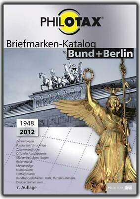 BUND + Berlin Briefmarken-Spezial-Katalog CD-ROM Deutsch 2012