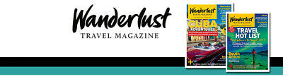 Wanderlust back issues (2015-2018), see details for costs & P+P