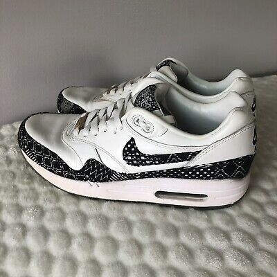 NIKE AIR MAX 1 BHM QS Black History Month 739386 100 SAMPLE