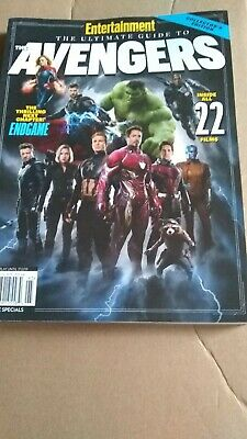The Ultimate Guide to the Avengers