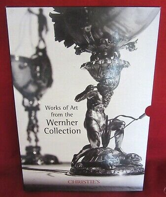 Works of Art from the Wernher Collection (2 Vols) Christies Auction Catalogue