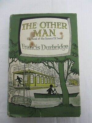 The Other Man by Francis Durbridge - 1958 UK edition