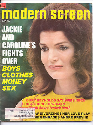 MODERN SCREEN  October 1972 (10/72) - Complete Issue