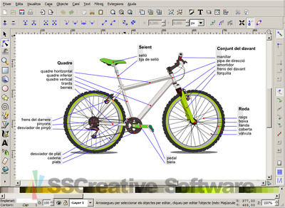 Free Hand Illustrator Draw Graphic Suite 2019 Software corel type