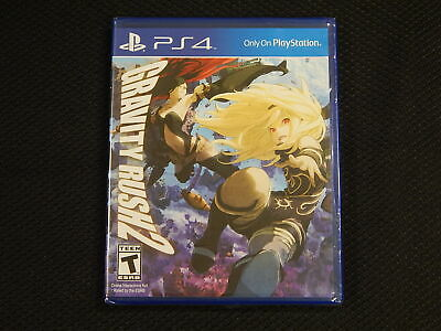 NEW Gravity Rush 2 (Sony PlayStation 4, 2015) Sealed PS4