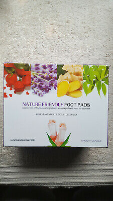 Detox Foot Pads by Groovy Jungle | Remove Impurities, Body Cleansing, Relieve St