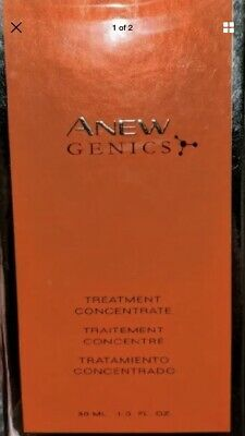 NEW AVON ANEW Genics Treatment Concentrate 1 oz Factory Sealed 1
