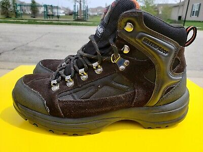 c7c0bb22384da HERMAN SURVIVOR ZACH 2 Insulated brown Hiking boots mens size 9 D USED NICE!