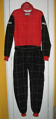 KingDragon Intense Driving Suit Cordura Size 52 Made in Italy