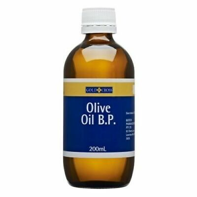 BEST PRICE! Gold Cross Olive Oil 200ml First Aid Oil Accessories