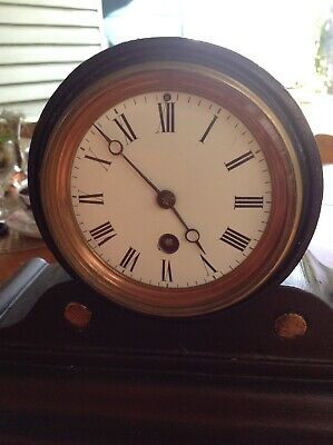French Mantle Clock. Fully Overhauled. 1868        ...