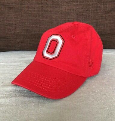 best website accef 18868 Ohio State Buckeyes NCAA Top of the World Relaxed Fit Adjustable Hat