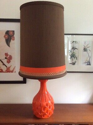 Mid Century Table Lamp, Made In Italy
