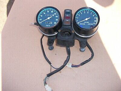 Kawasaki Z400 Twin Clockset 1970's KZ400