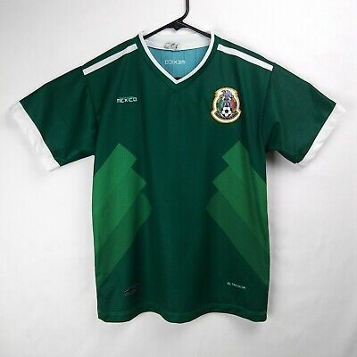 8af23a677 Mexico Soccer Jersey Chicharito Hernandez #14 Seleccion Mexicana Youth Size  XL