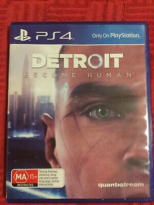 Detroit: Become Human (Sony PlayStation 4 PS4)