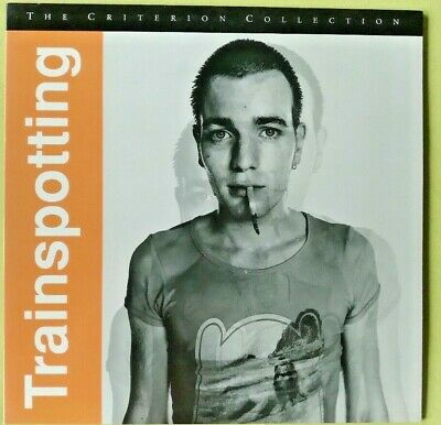 LASRDISC Trainspotting - Criterion Collection