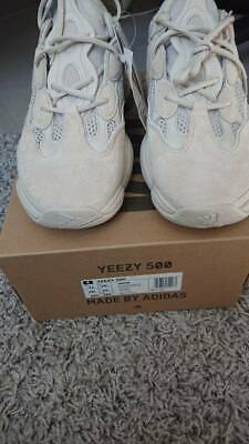 9acb3361e43d2 ADIDAS YEEZY 500 Blush Dead Stock. Purchased From GOAT - Size 10.5 ...