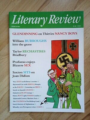 Literary Review - March 1988