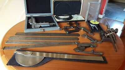 Job Lot Of Engineering. Tools