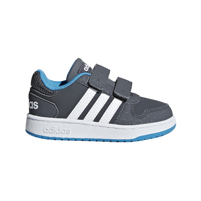 Adidas Boys Running Shoes Infants Sneakers Kids Hoops CMF 2.0 Sporty F35897