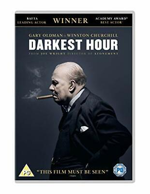 Darkest Hour [DVD] [2017] Used Very Good UK Region 2