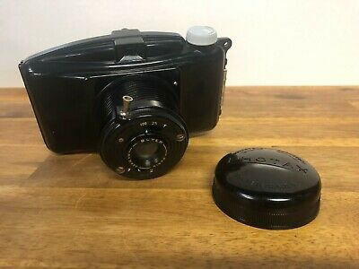 Vintage Boyer Serie VIII Bakelite Film Camera Photax Made In France