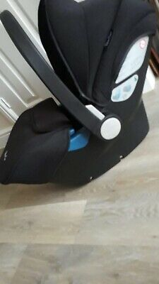 Silvercross Simplicity Car Seat with Isofix