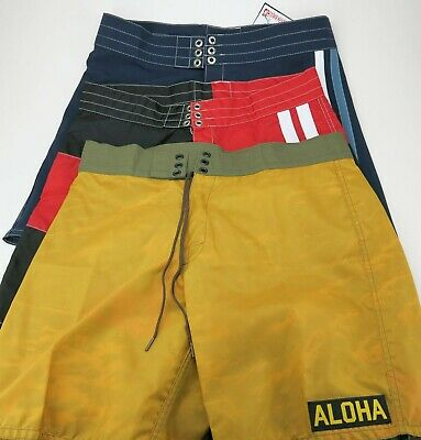 a79f0463a8f2e New 3 Pairs of Birdwell Beach Britches Board Shorts 33 , 33 , 34 $300 +