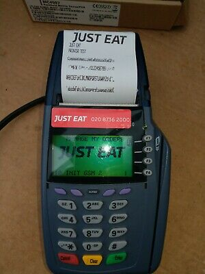 Just eat machine - Working, listed as Spares Or Repairs  vx510 model