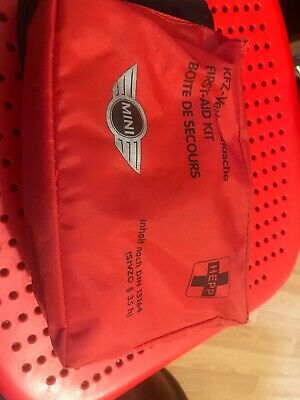 BMW MINI COOPER Car First Aid Kit New Cooper S First AID KIT