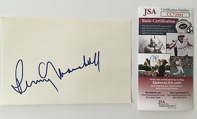 Jack Oakie Signed Autographed 4.25 X 6 Album Page Jsa Certified Cards & Papers Movies