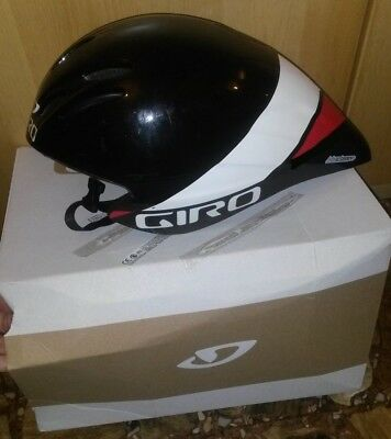 Casco Giro Advantage 2 Triatlón Contrarreloj Talla S / Giro Advantage 2 Triathlo