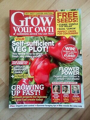Grow Your Own - July 2012