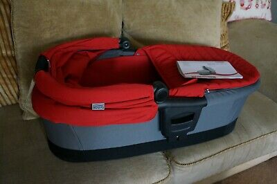 Britax Affinity 2 Carrycot Flame Red  Brand New Unboxed
