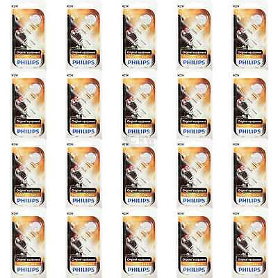 20x Philips Vision 2st. W21W 12V 21W W3x16d Blister Birne