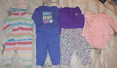 Infant Girl Mixed Lot Of 3 Bottoms Size 12 Months Clothing, Shoes & Accessories