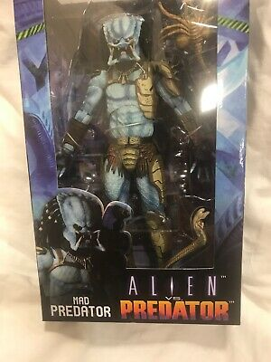 "NECA - Alien vs Predator (Arcade Appearance) - 7"" Scale Action Figure - Mad Pre"