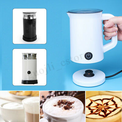 220V 500W 2Pattern Coffee Milk Frother Warmer Electric Automatic Foaming Machine