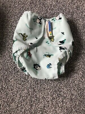 Motherease Rikki Wrap / Size Small S / Reusable Cloth Nappy