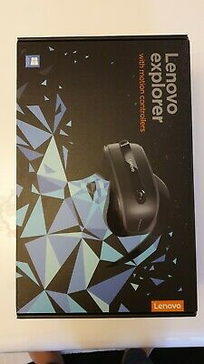 Lenovo Explorer Windows Mixed Reality VR Headset+ Controller