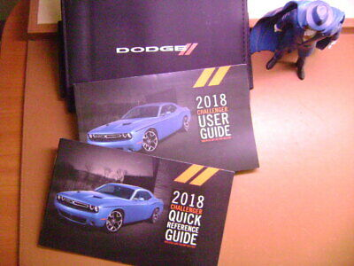 2018 dodge challenger hellcat owners manual
