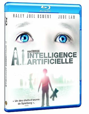 A.I INTELLIGENCE ARTIFICIELLE - Blu ray - Edition Française - Neuf sous blister