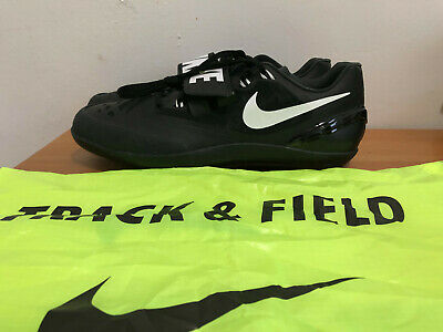 effe2028b742 NIKE ZOOM SD Rotational 6 Track   Field Throw Size 12.5 Shot Put Discus  Black -  100.00