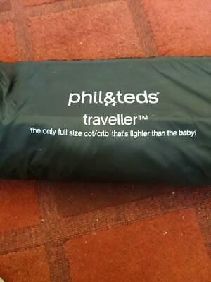 Phil and Teds Traveller --Travel Cot