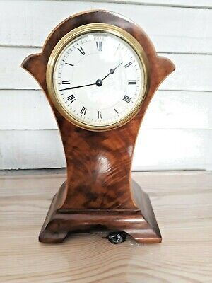 French antique mantel clock Art Deco