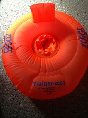 Zoggs Swim Ring Trainer-Seat 3-12 Months