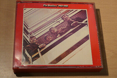 The Beatles - 1962-1966 [The Red Album] 2CD (1993)