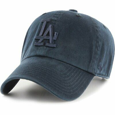 47 Brand Relaxed Fit Cap - CLEAN UP Los Angeles Dodgers navy